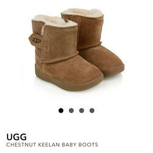 cdcf28af01ef UGG Shoes - Ugg chestnut keelan baby boots